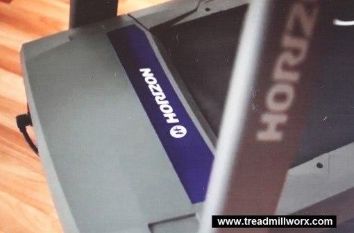 horizon t101 treadmill frame