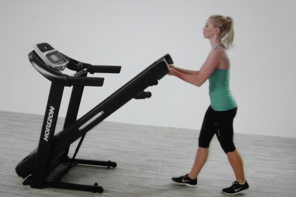 horizon t202 - adventure 3 treadmill foldable