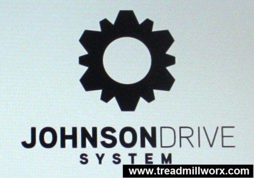 johnson drive system for treadmills