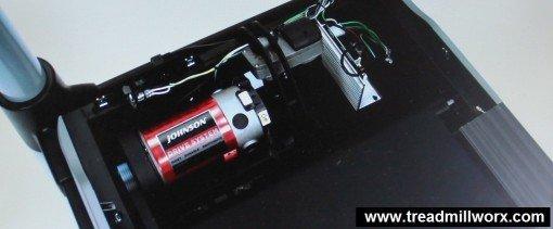 johnson drive system treadmill motor 1